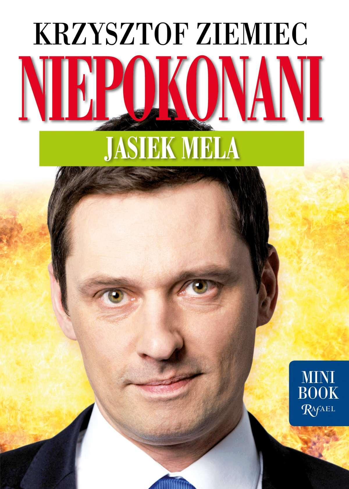 Niepokonani - Jasiek Mela - Ebook (Książka EPUB) do pobrania w formacie EPUB
