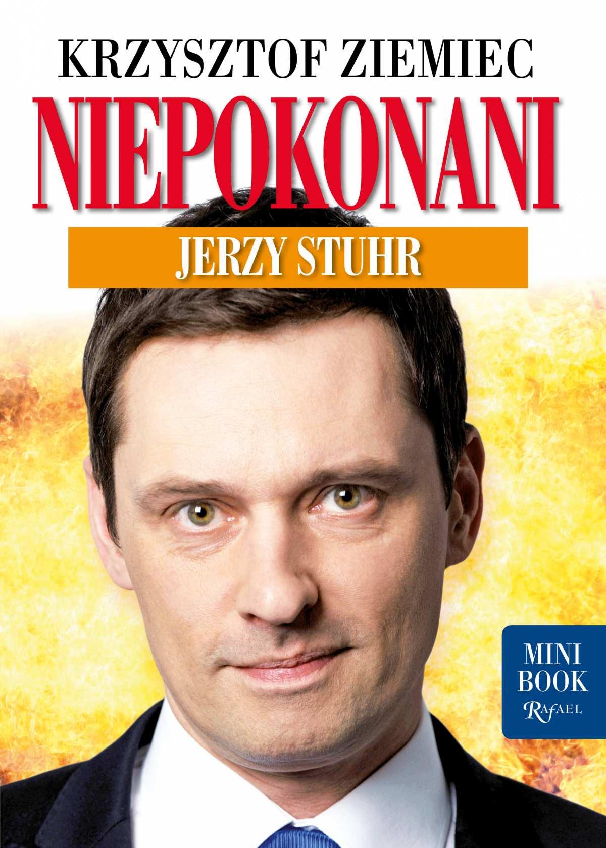 Niepokonani - Jerzy Stuhr - Ebook (Książka EPUB) do pobrania w formacie EPUB