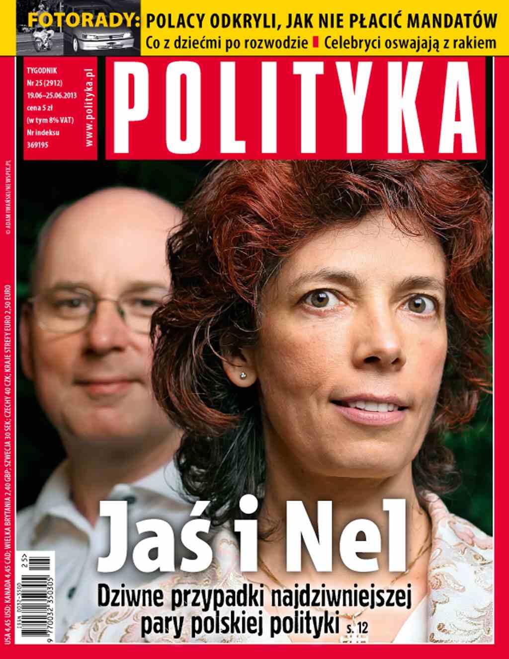 Polityka nr 25/2013 - Ebook (Książka PDF) do pobrania w formacie PDF