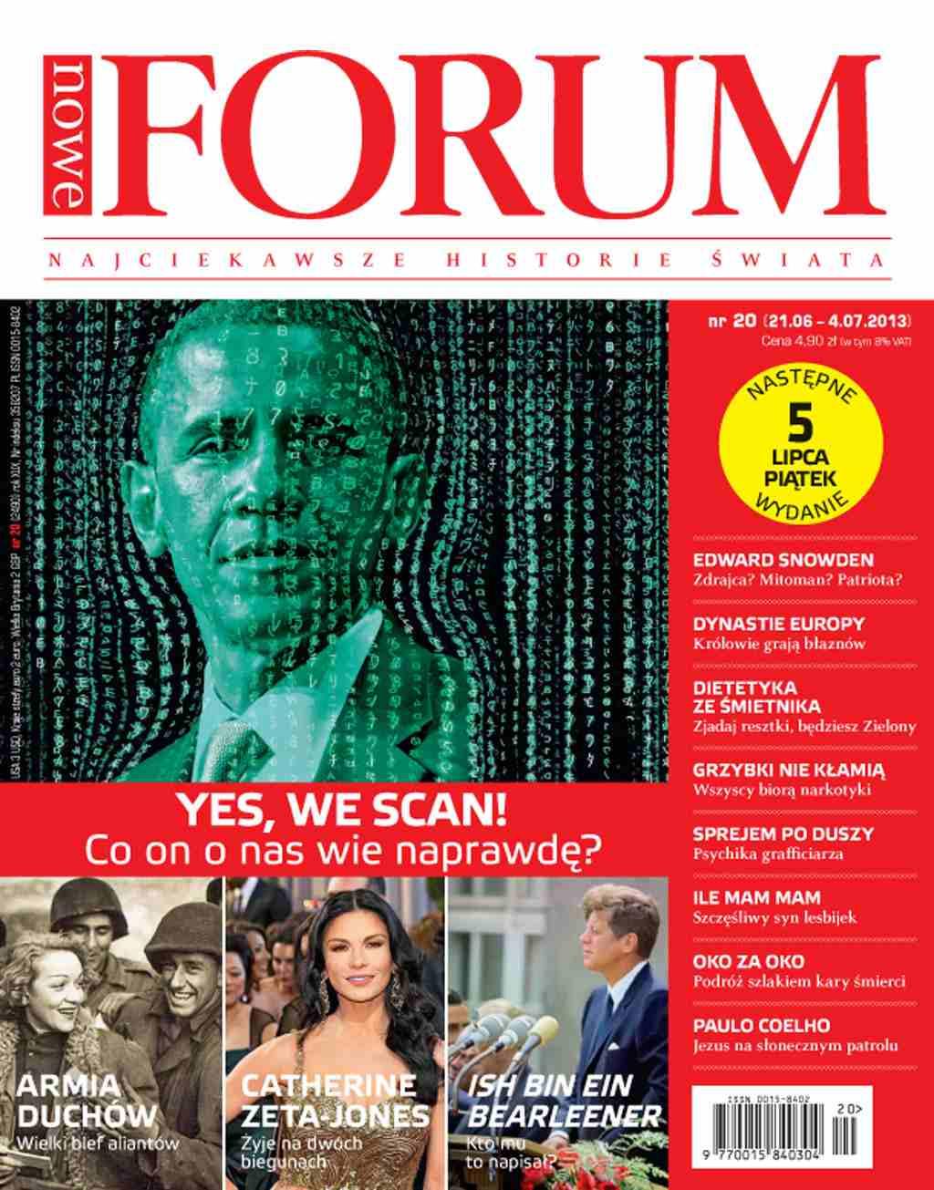 Forum nr 20/2013 - Ebook (Książka PDF) do pobrania w formacie PDF