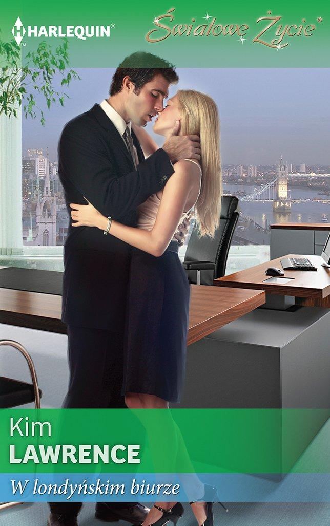 W londyńskim biurze - Ebook (Książka EPUB) do pobrania w formacie EPUB