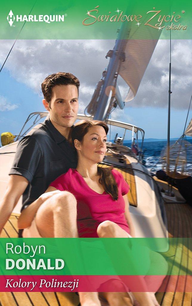 Kolory Polinezji - Ebook (Książka na Kindle) do pobrania w formacie MOBI