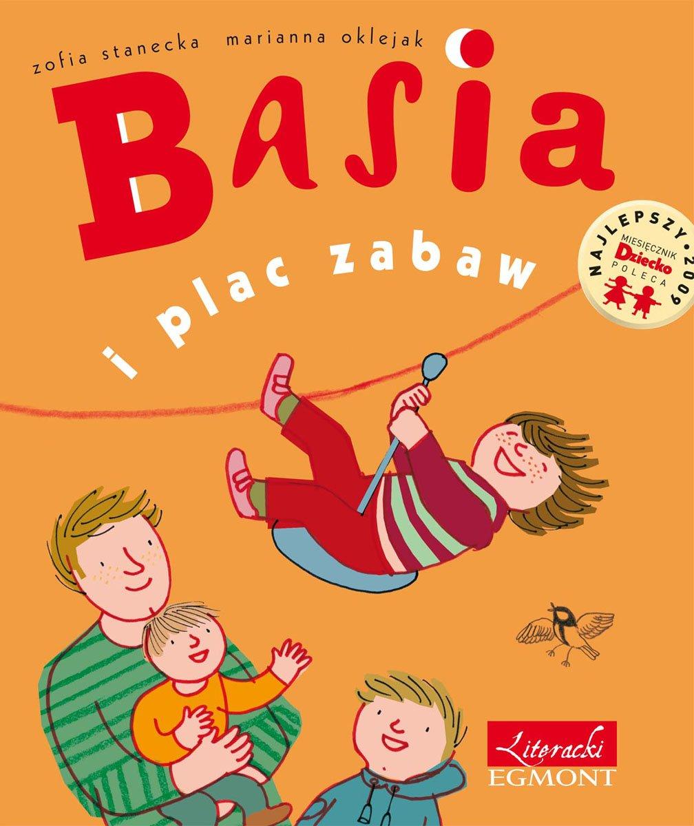 Basia i plac zabaw - Ebook (Książka PDF) do pobrania w formacie PDF