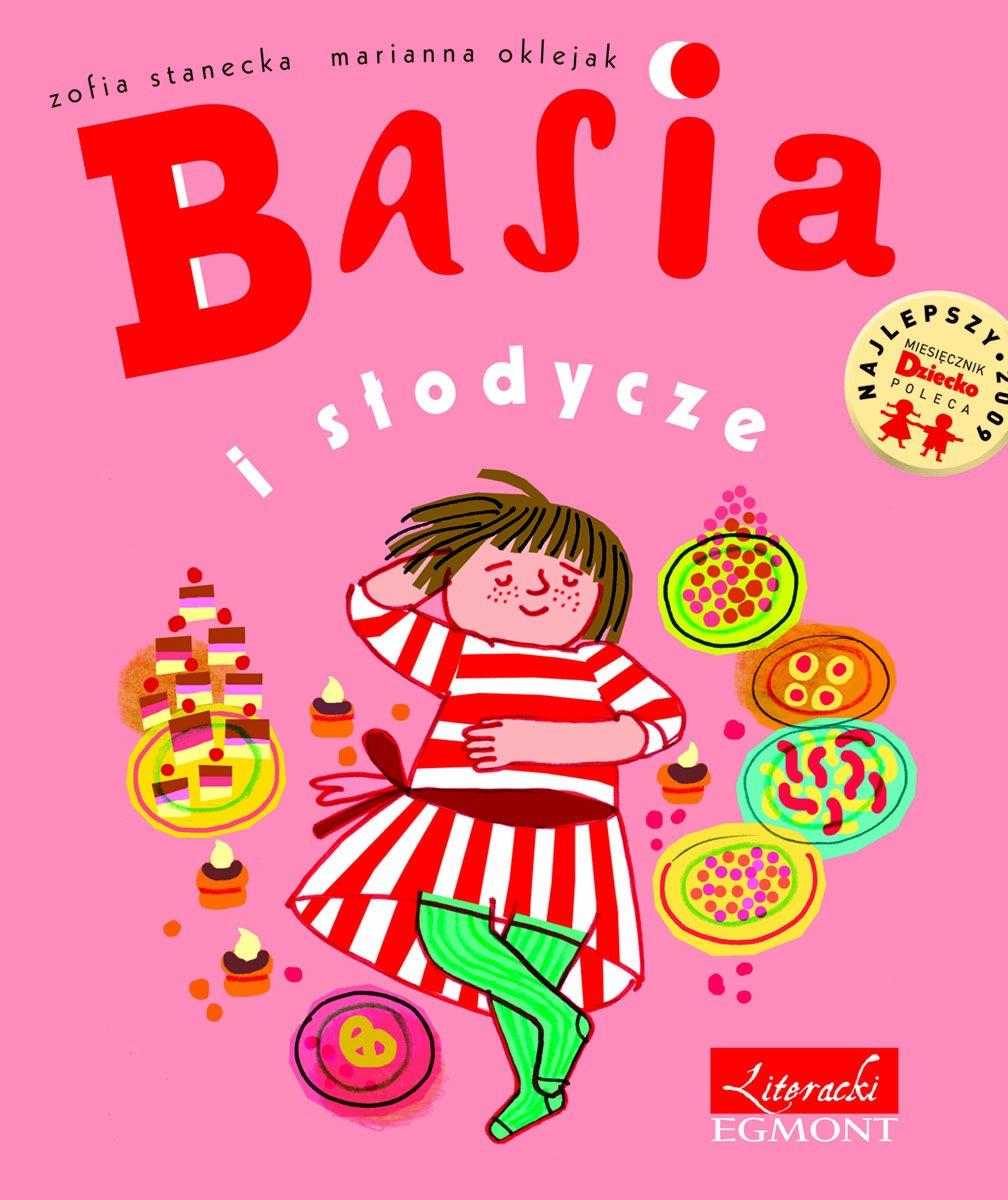 Basia i słodycze - Ebook (Książka PDF) do pobrania w formacie PDF