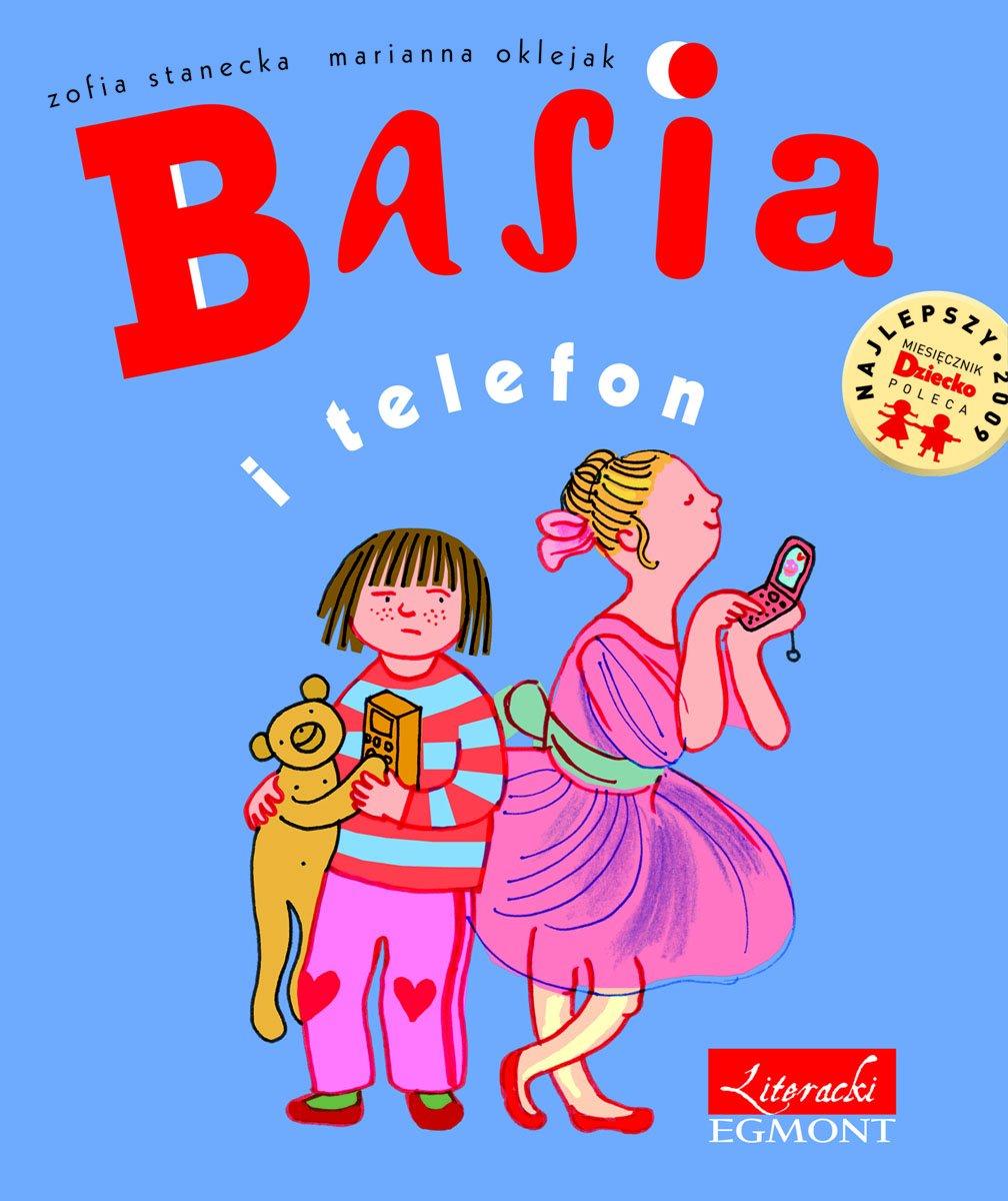 Basia i telefon - Ebook (Książka PDF) do pobrania w formacie PDF