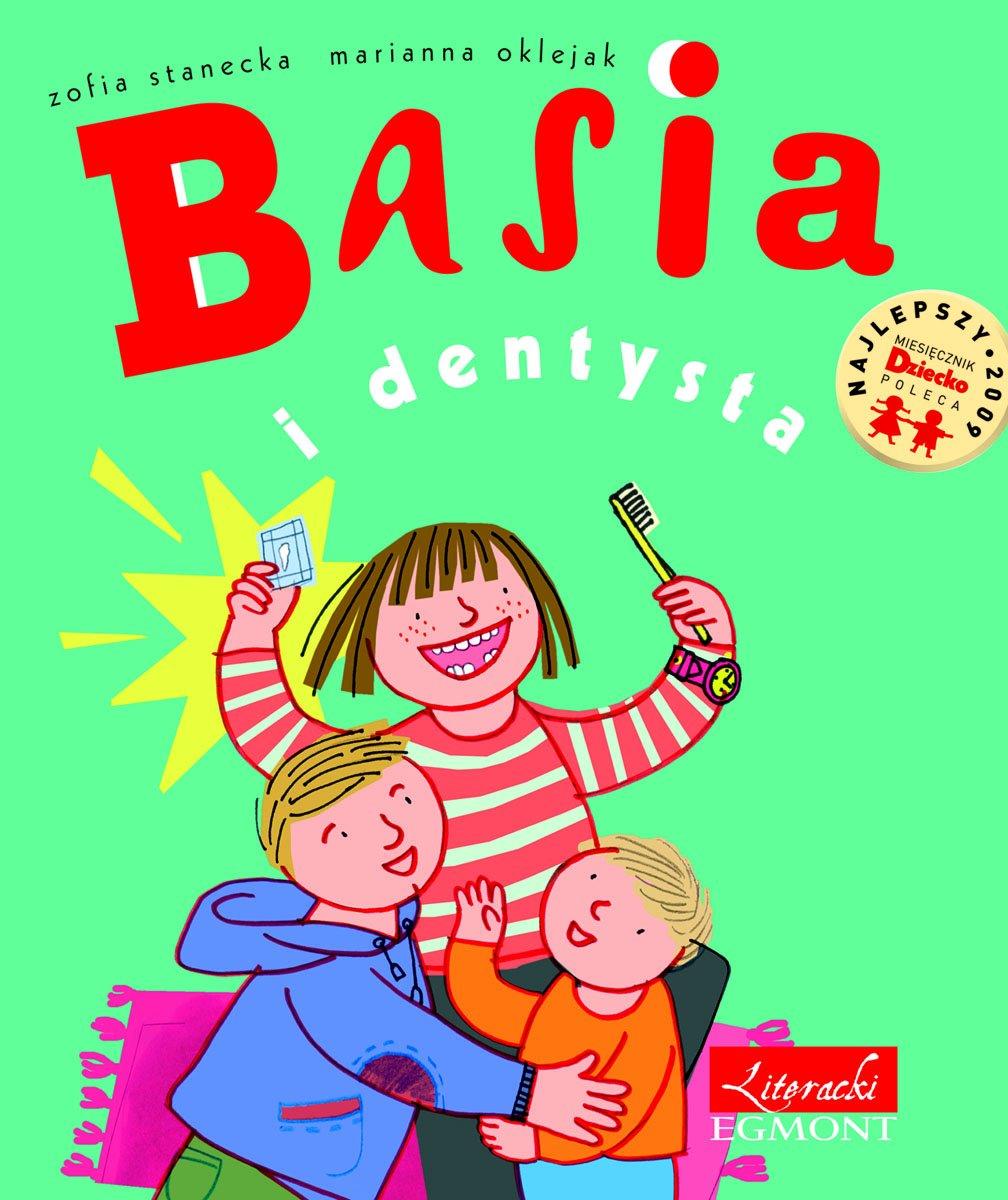 Basia i dentysta - Ebook (Książka PDF) do pobrania w formacie PDF