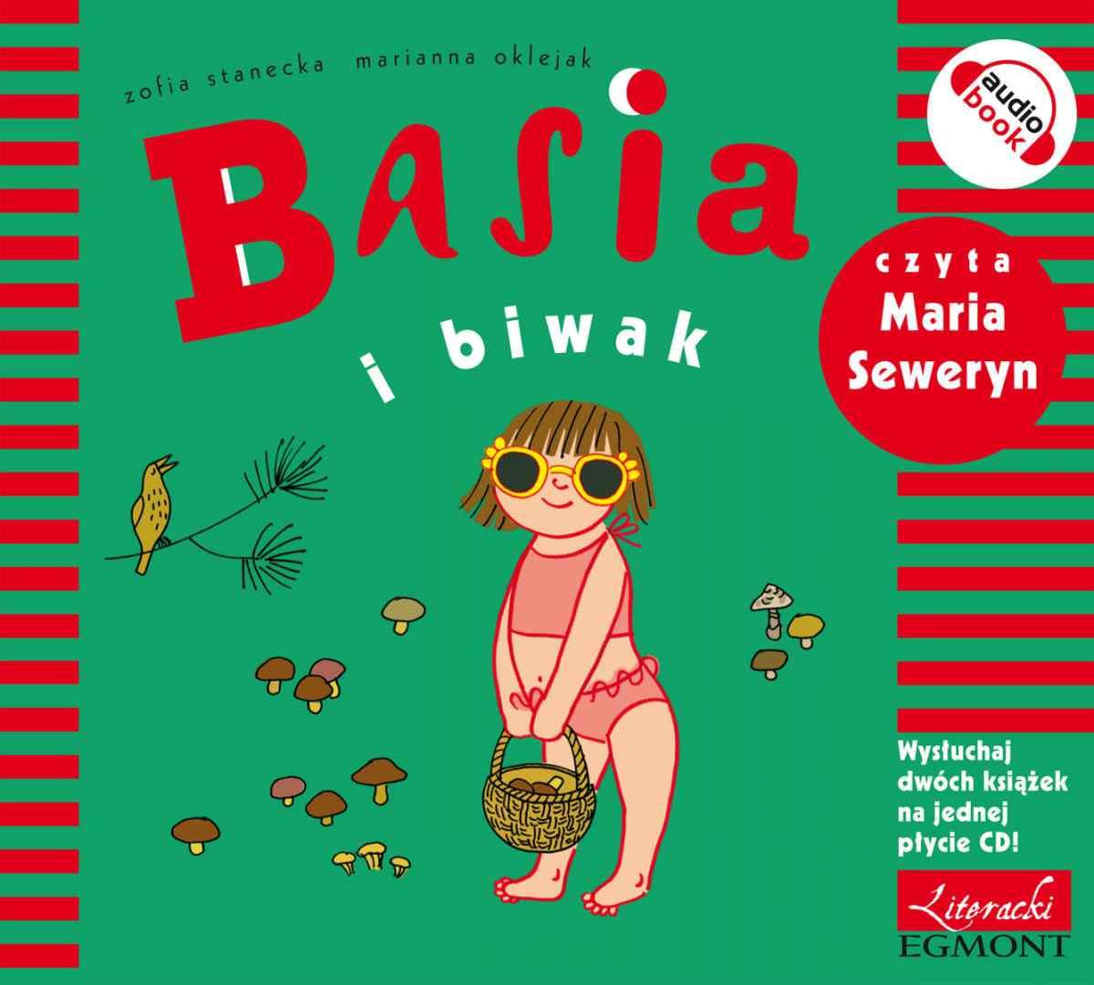 Basia i biwak - Audiobook (Książka audio MP3) do pobrania w całości w archiwum ZIP