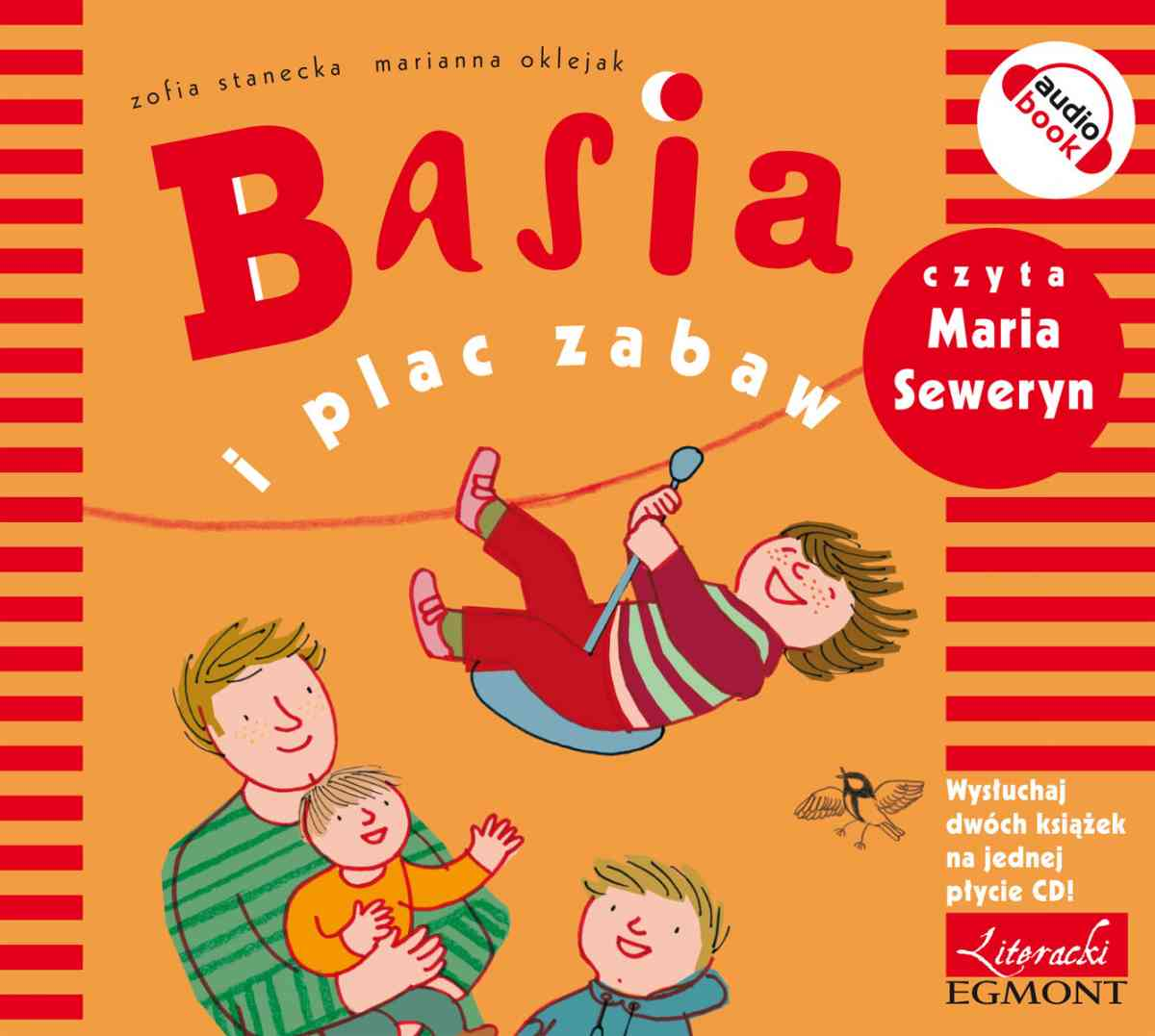 Basia i plac zabaw - Audiobook (Książka audio MP3) do pobrania w całości w archiwum ZIP