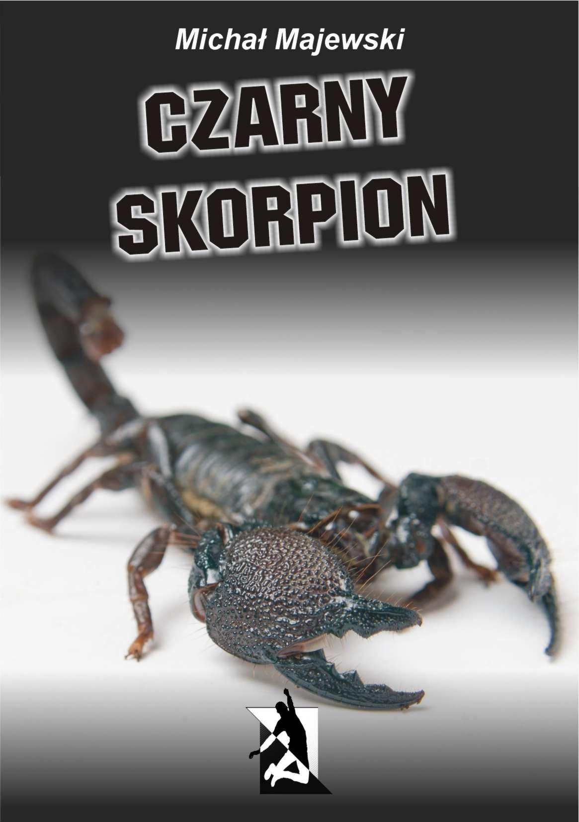 Czarny skorpion - Ebook (Książka EPUB) do pobrania w formacie EPUB