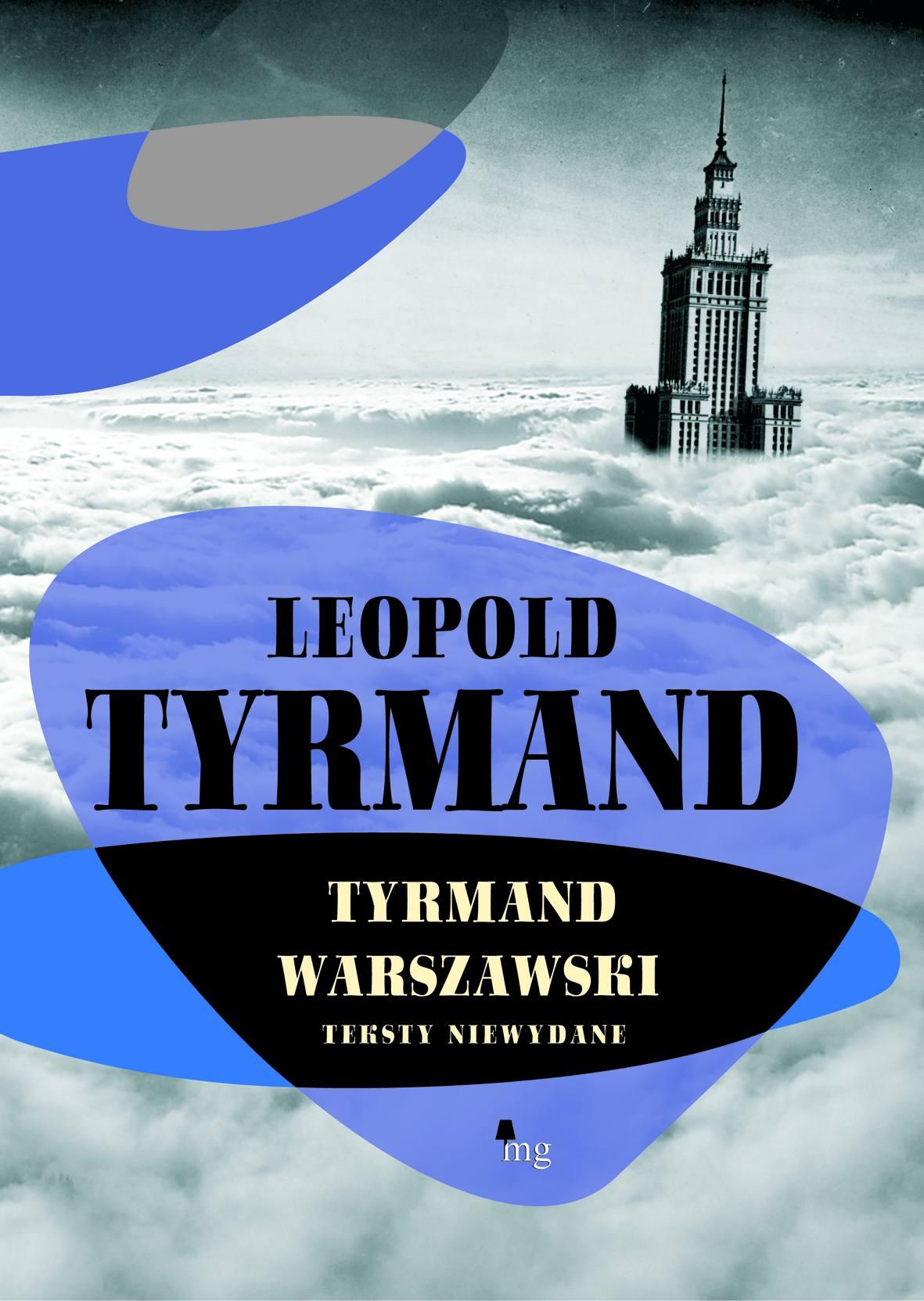 Tyrmand warszawski - Ebook (Książka na Kindle) do pobrania w formacie MOBI