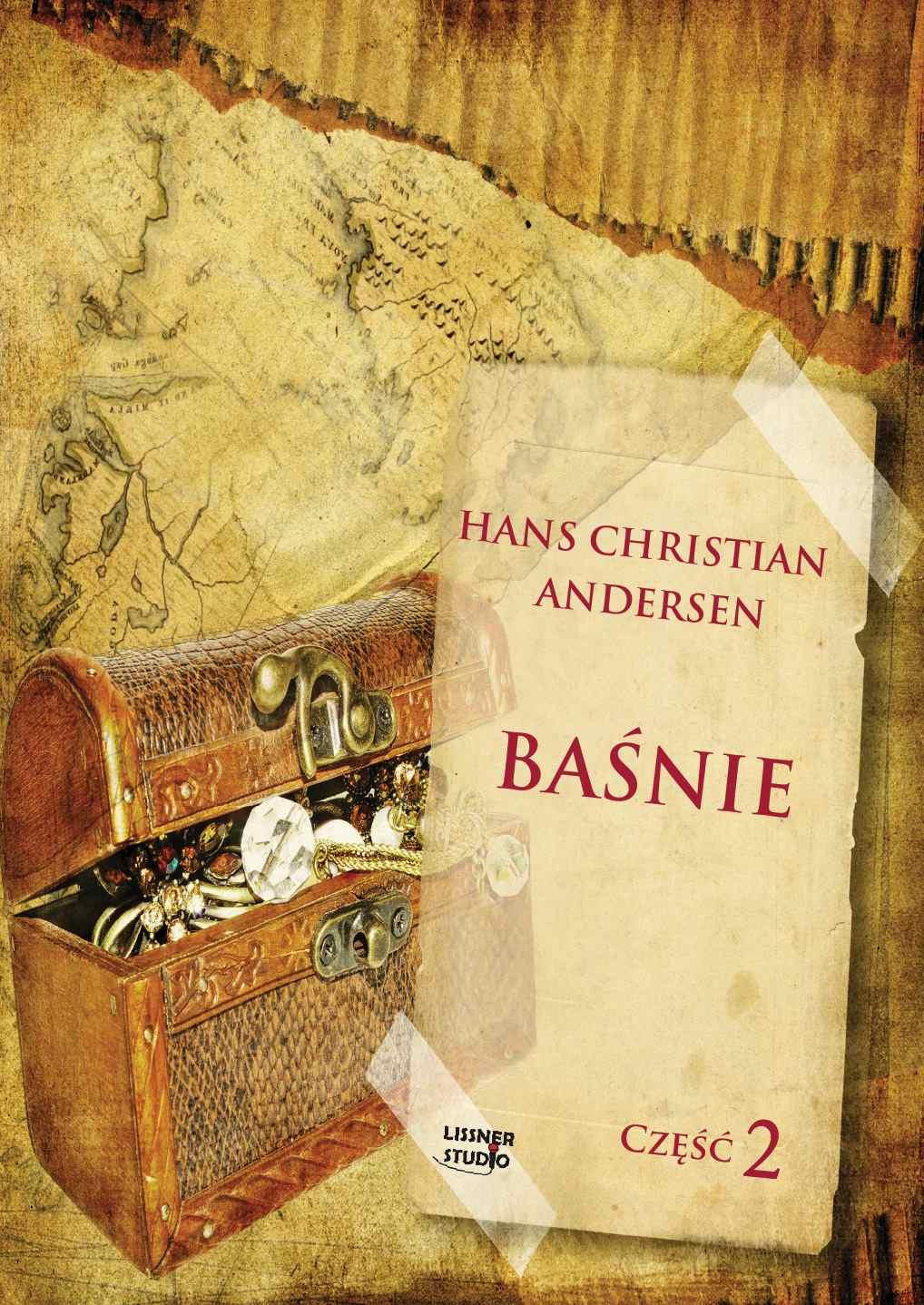 Baśnie Andersena część 2 - Audiobook (Książka audio MP3) do pobrania w całości w archiwum ZIP