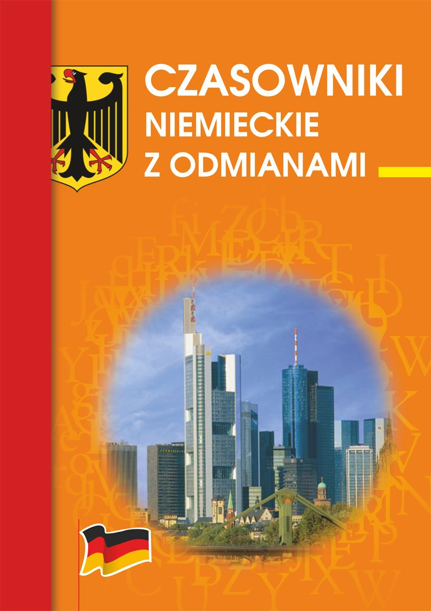 Czasowniki niemieckie z odmianami - Ebook (Książka PDF) do pobrania w formacie PDF