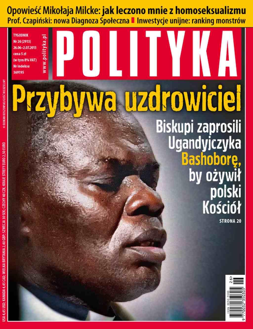 Polityka nr 26/2013 - Ebook (Książka PDF) do pobrania w formacie PDF