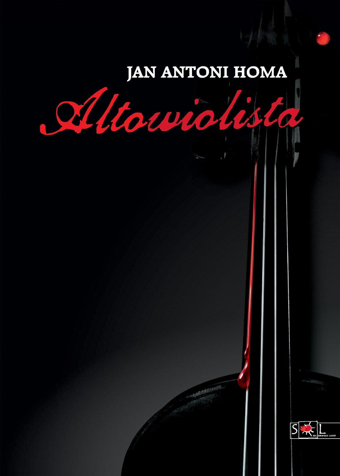 Altowiolista - Ebook (Książka EPUB) do pobrania w formacie EPUB