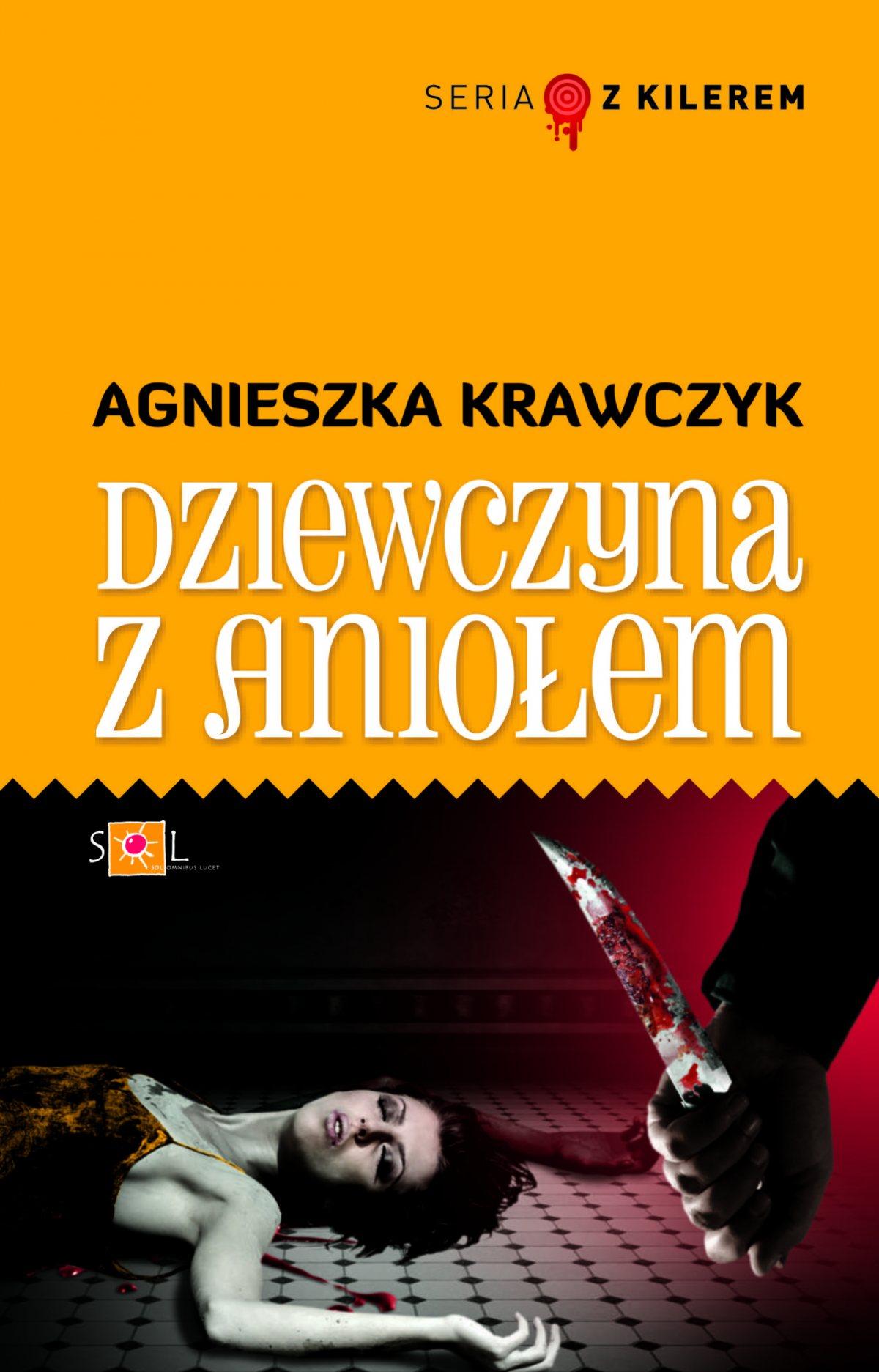 Dziewczyna z Aniołem - Ebook (Książka EPUB) do pobrania w formacie EPUB