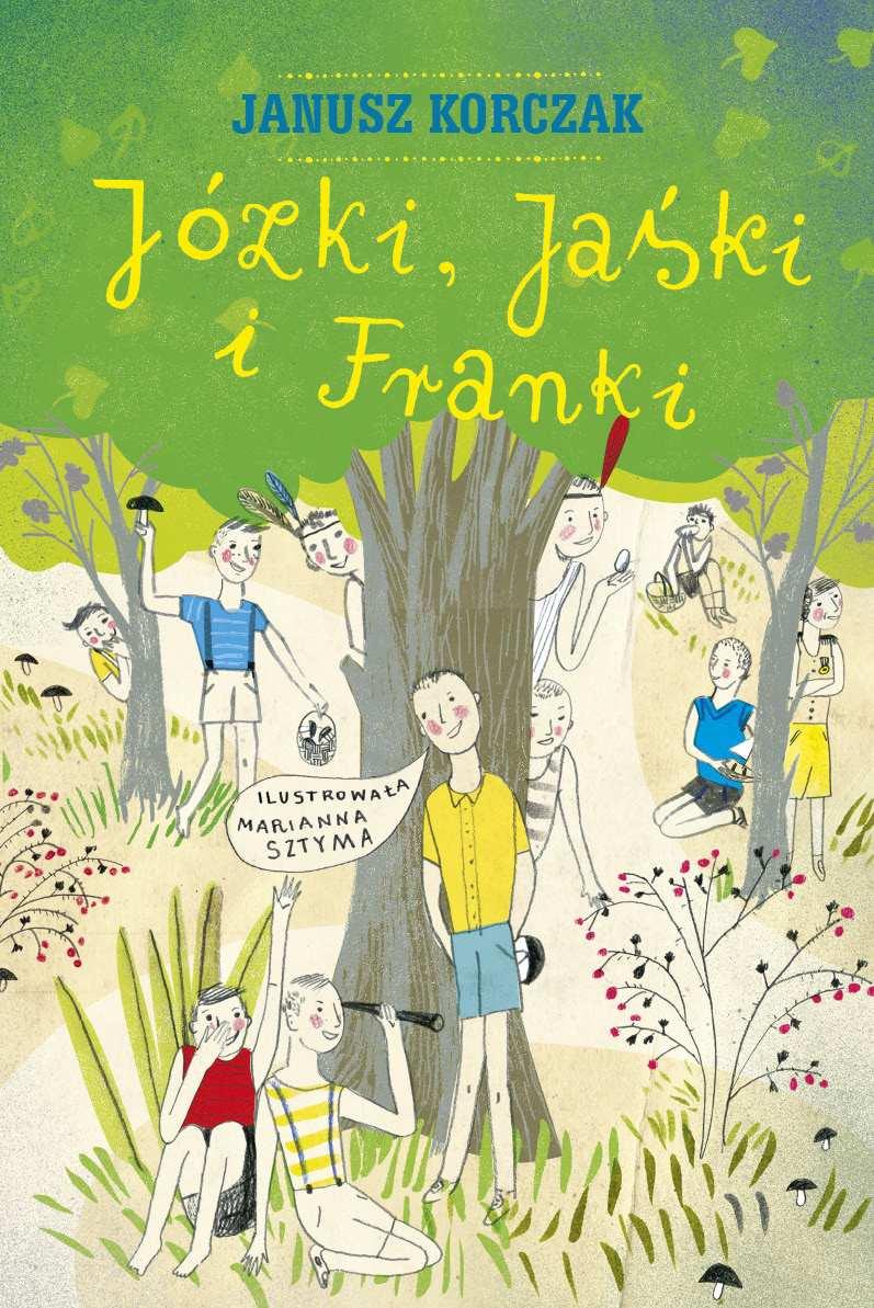 Józki, Jaśki i Franki - Ebook (Książka na Kindle) do pobrania w formacie MOBI