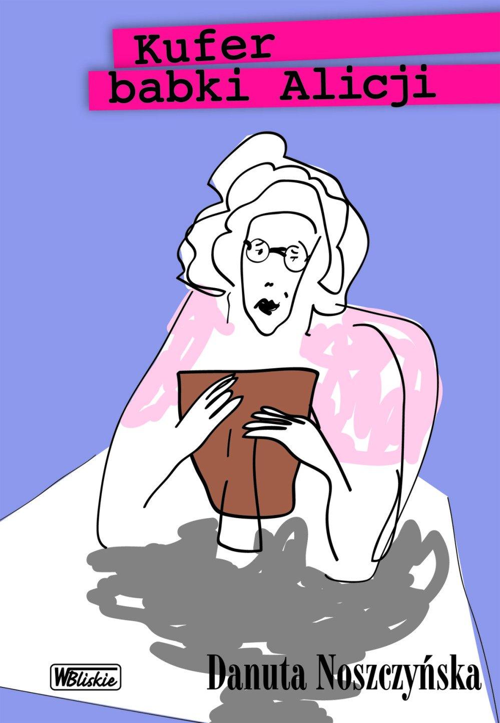 Kufer babki Alicji - Ebook (Książka na Kindle) do pobrania w formacie MOBI
