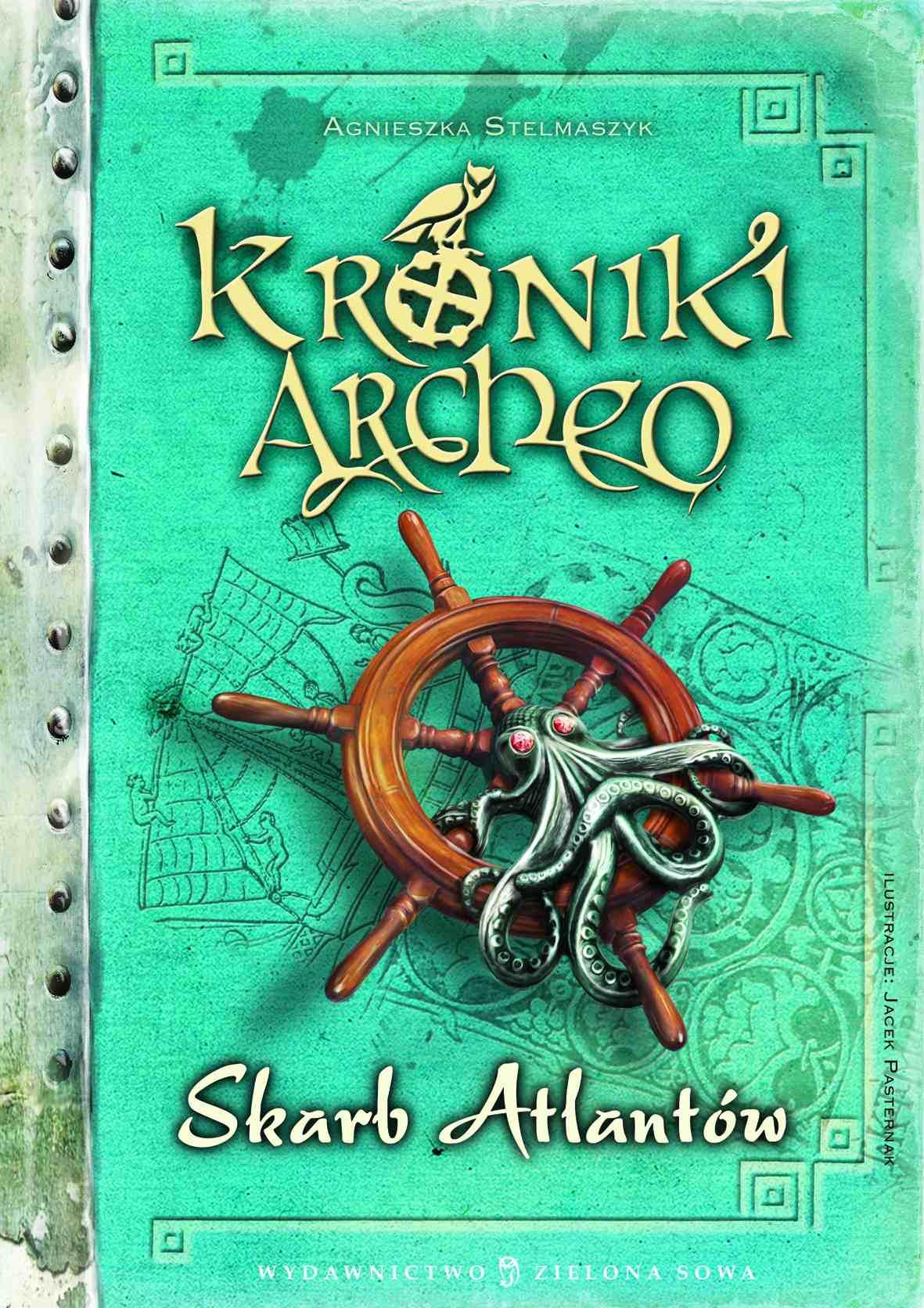 Kroniki Archeo. Skarb Atlantów - Ebook (Książka EPUB) do pobrania w formacie EPUB