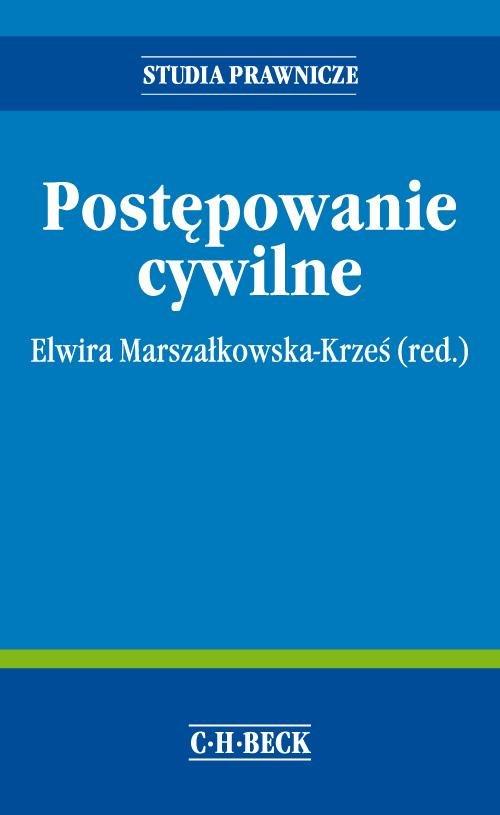 Postępowanie cywilne - Ebook (Książka PDF) do pobrania w formacie PDF