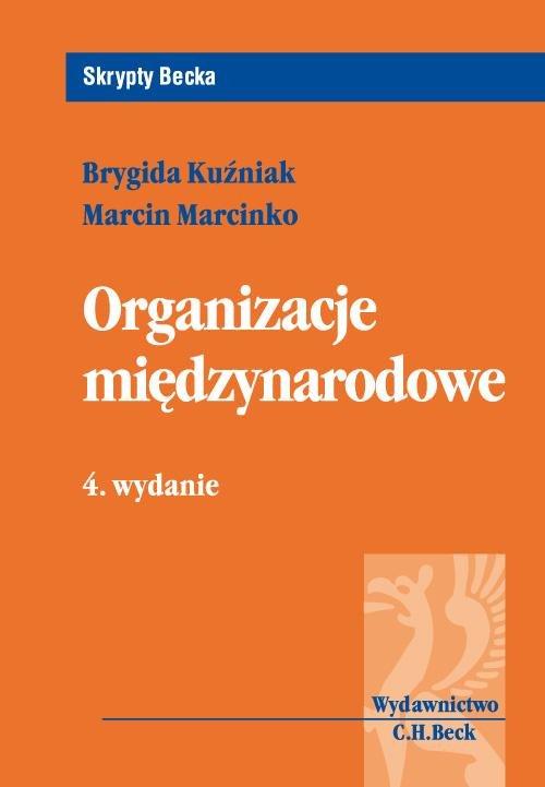Organizacje międzynarodowe - Ebook (Książka PDF) do pobrania w formacie PDF