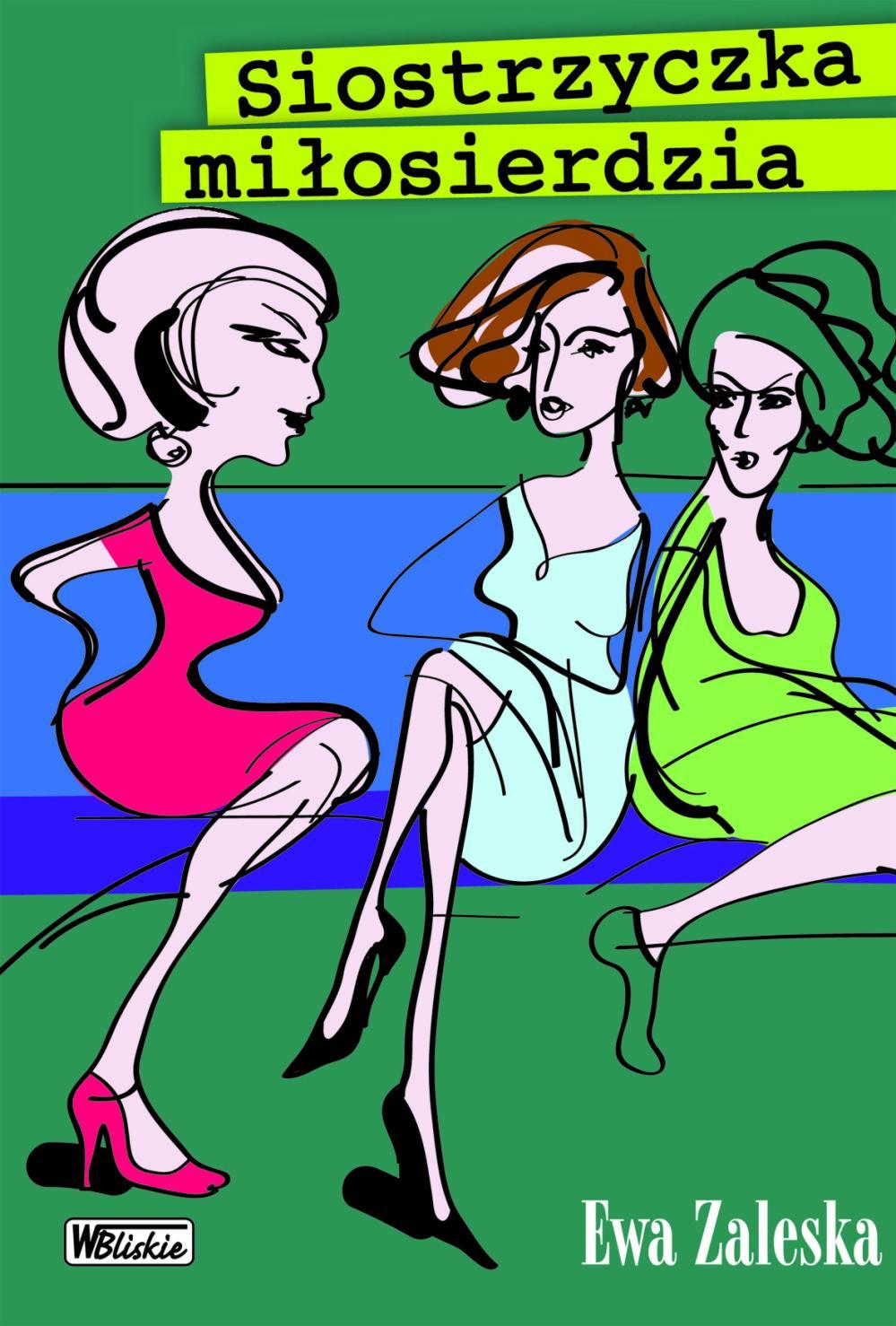 Siostrzyczka miłosierdzia - Ebook (Książka EPUB) do pobrania w formacie EPUB