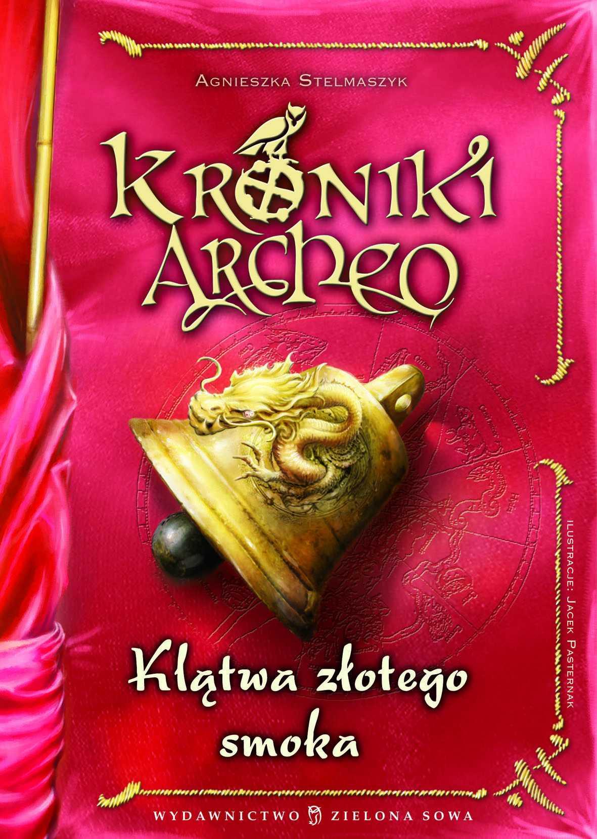 Kroniki Archeo. Klątwa Złotego Smoka - Ebook (Książka na Kindle) do pobrania w formacie MOBI