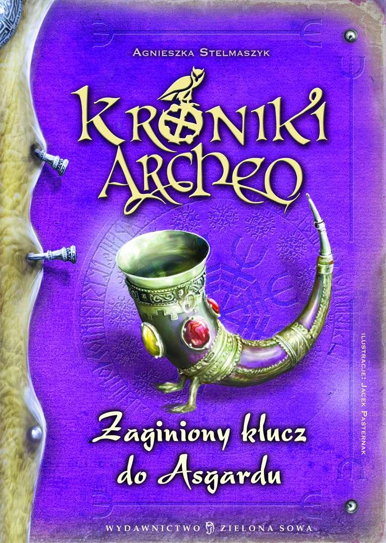 Kroniki Archeo. Zaginiony klucz do Asgardu - Ebook (Książka EPUB) do pobrania w formacie EPUB