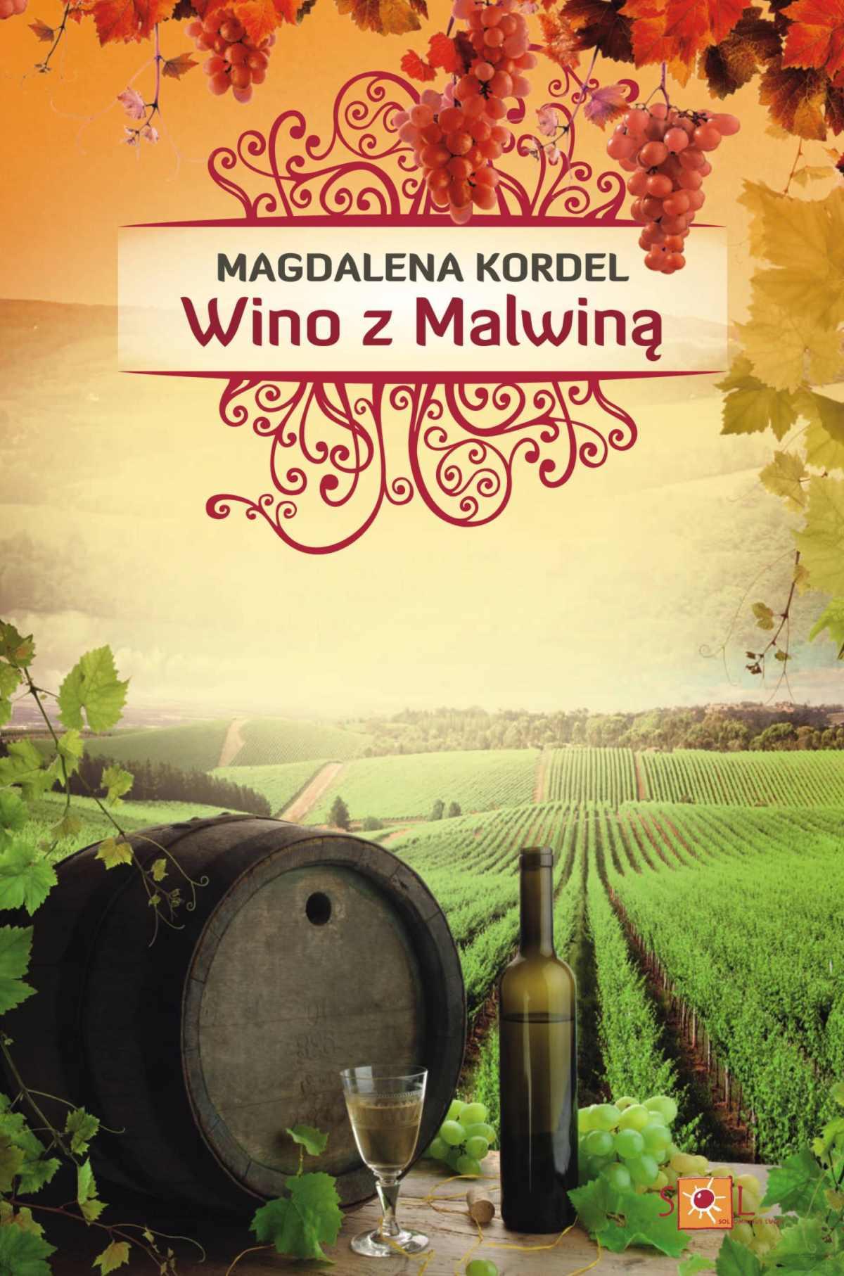 Wino z Malwiną - Ebook (Książka EPUB) do pobrania w formacie EPUB