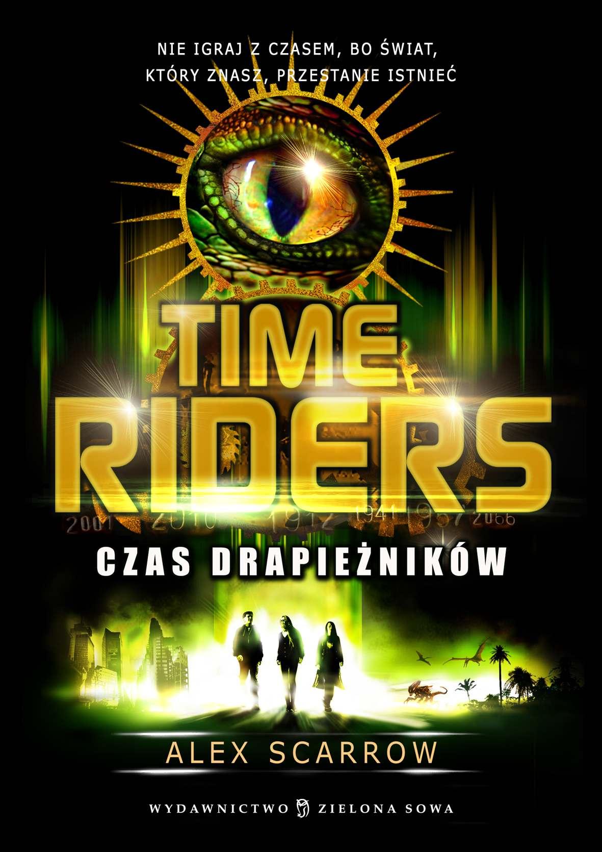 Time Riders. Czas drapieżników - Ebook (Książka EPUB) do pobrania w formacie EPUB