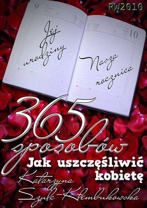 365 sposobów jak uszczęśliwić kobietę - Ebook (Książka na Kindle) do pobrania w formacie MOBI