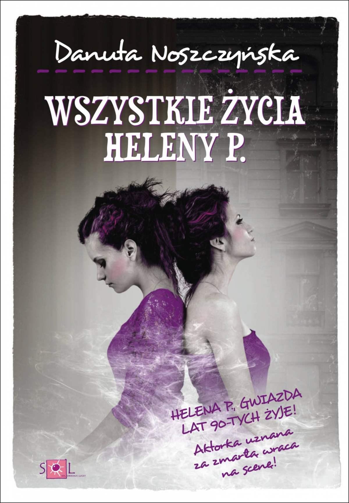Wszystkie życia Heleny P. - Ebook (Książka na Kindle) do pobrania w formacie MOBI