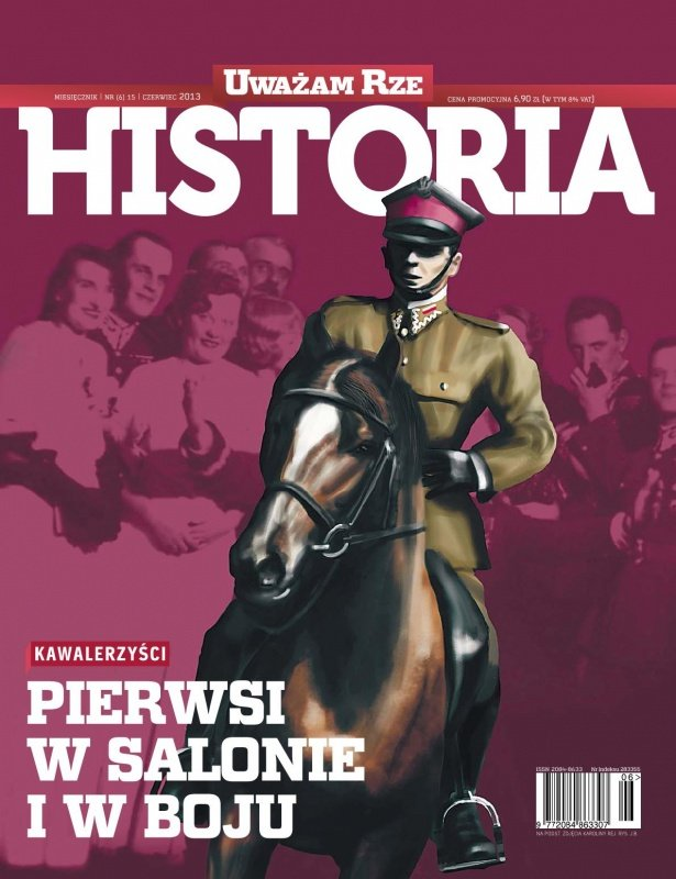 """""""Uważam Rze Historia"""" nr 6/2013 - Ebook (Książka PDF) do pobrania w formacie PDF"""