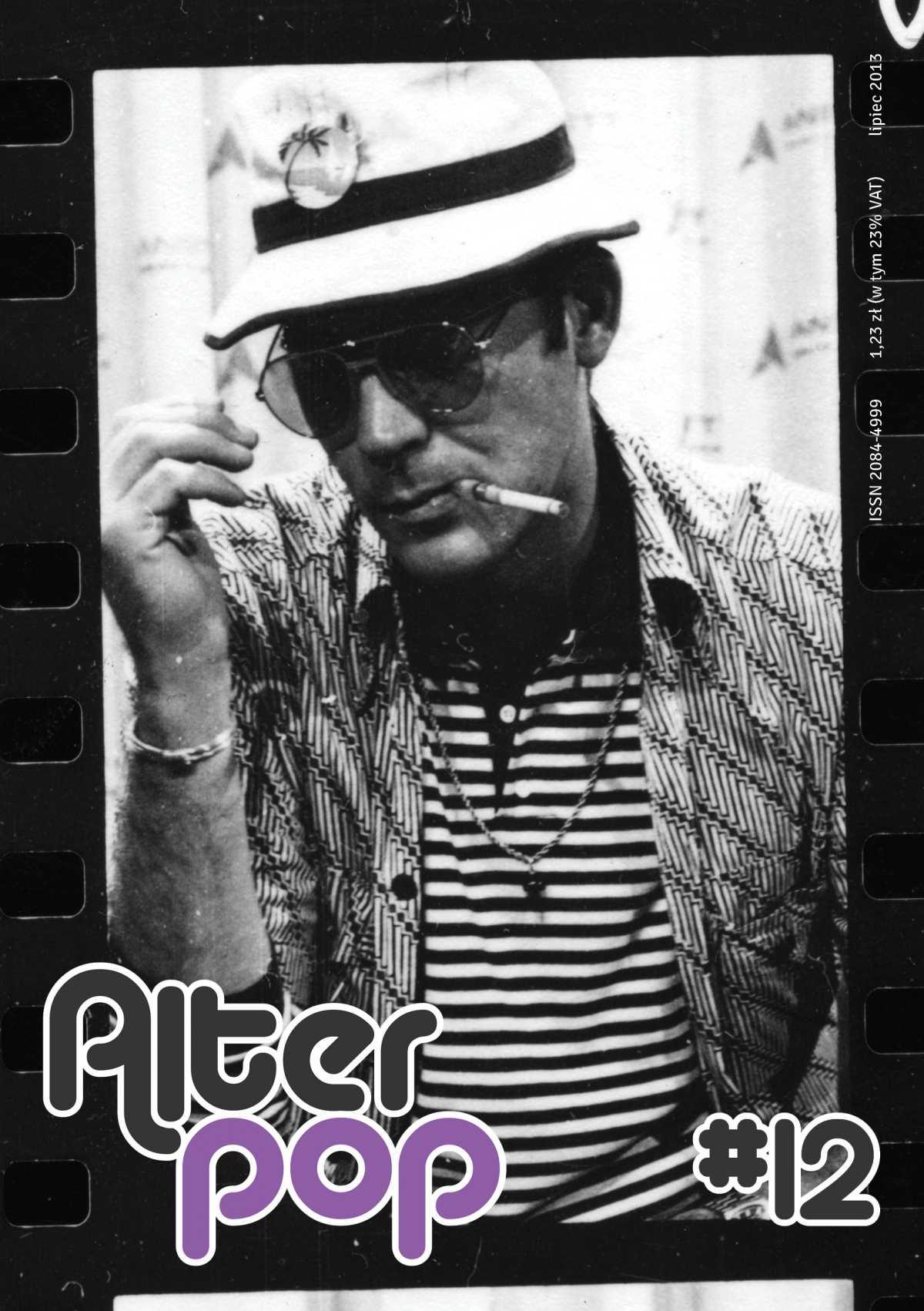 Alterpop - numer 12 - lipiec 2013 - Ebook (Książka PDF) do pobrania w formacie PDF