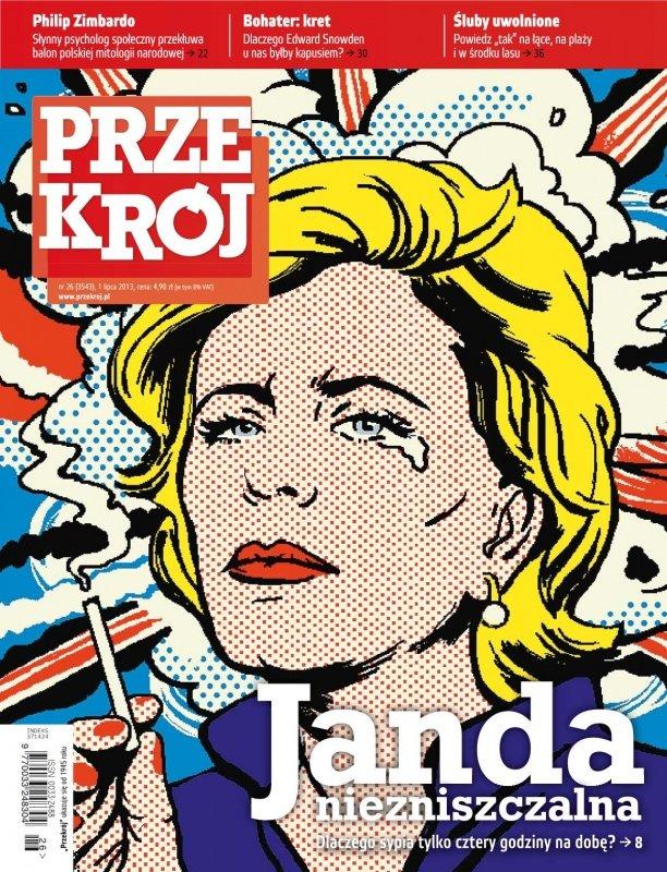 """""""Przekrój"""" nr 26/2013 - Ebook (Książka PDF) do pobrania w formacie PDF"""