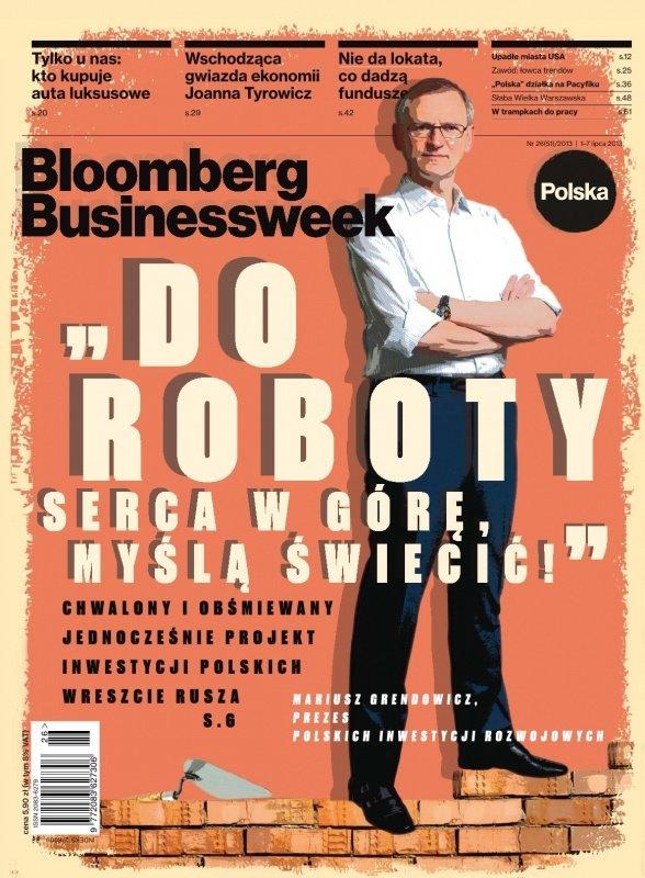 """""""Bloomberg Businessweek"""" wydanie nr 26/13 - Ebook (Książka PDF) do pobrania w formacie PDF"""