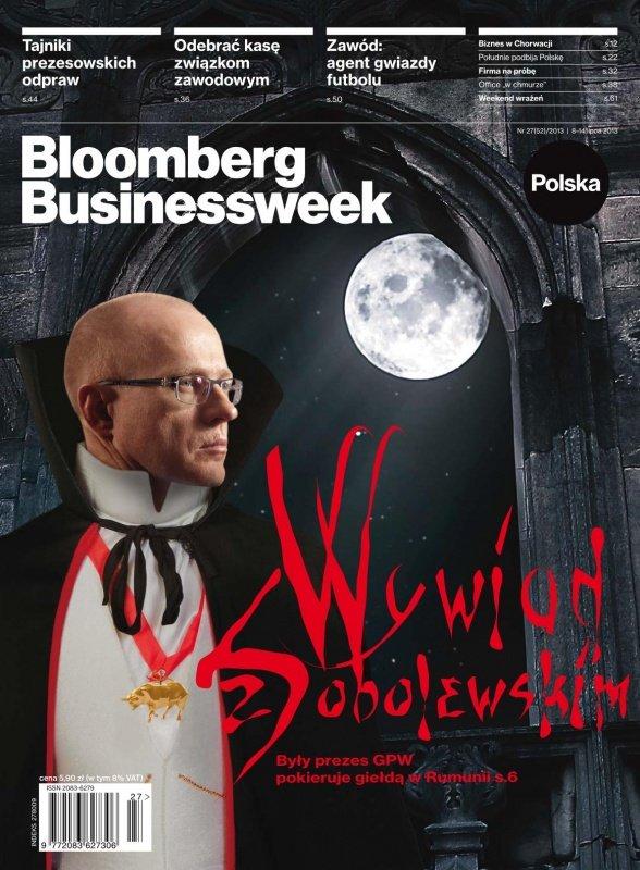 """""""Bloomberg Businessweek"""" wydanie nr 27/13 - Ebook (Książka PDF) do pobrania w formacie PDF"""