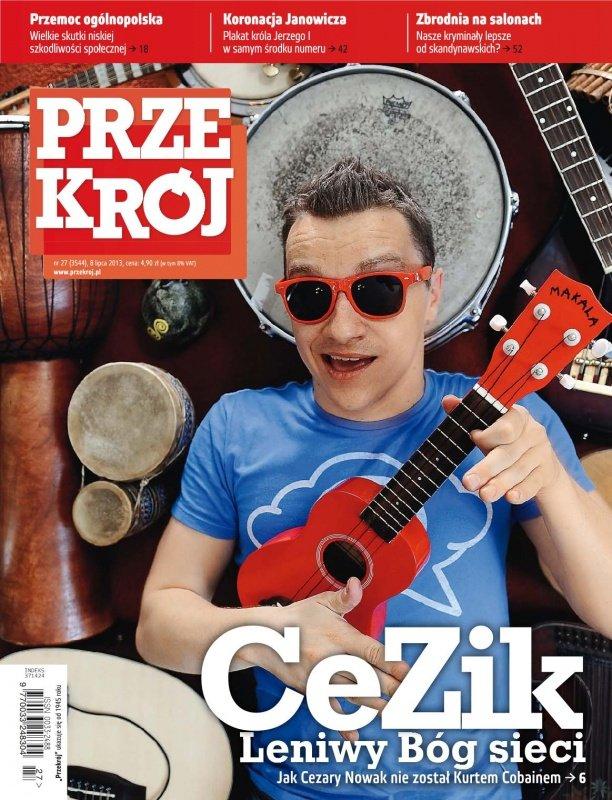 """""""Przekrój"""" nr 27/2013 - Ebook (Książka PDF) do pobrania w formacie PDF"""
