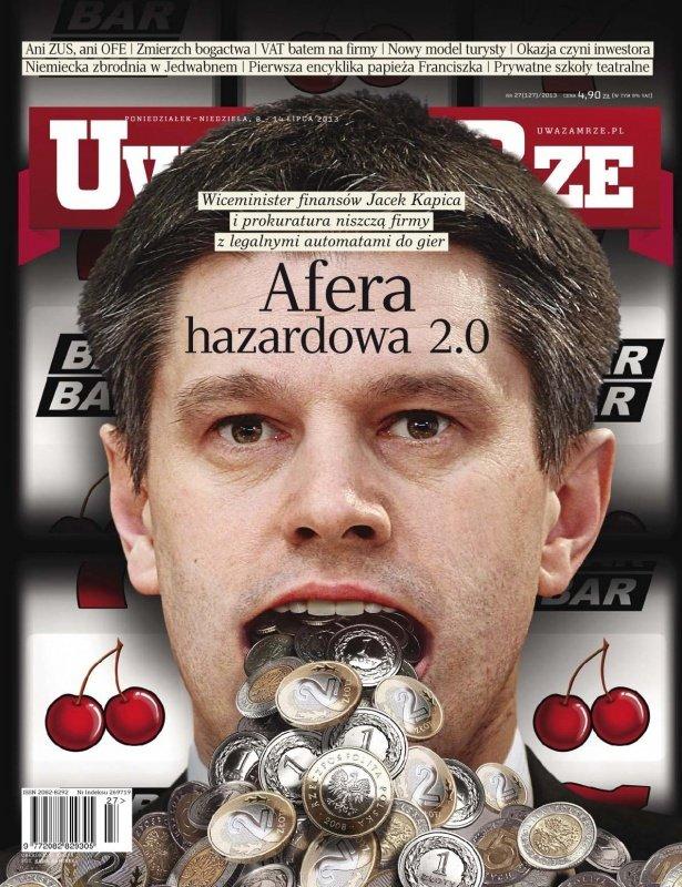 """""""Uważam Rze. Inaczej pisane"""" nr 27/2013 - Ebook (Książka PDF) do pobrania w formacie PDF"""