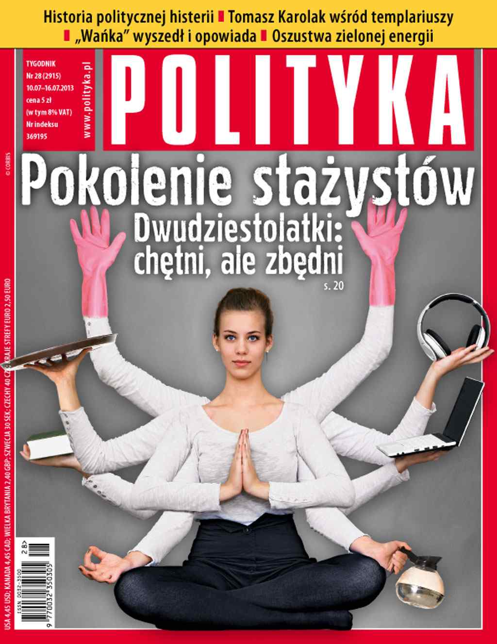 Polityka nr 28/2013 - Ebook (Książka PDF) do pobrania w formacie PDF