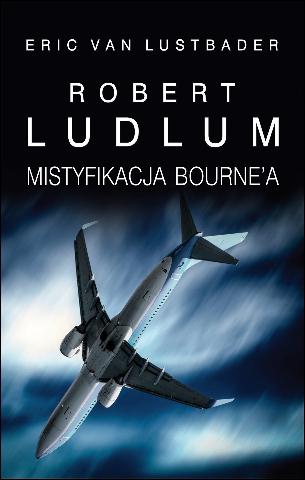 Mistyfikacja Bourne'a - Ebook (Książka na Kindle) do pobrania w formacie MOBI