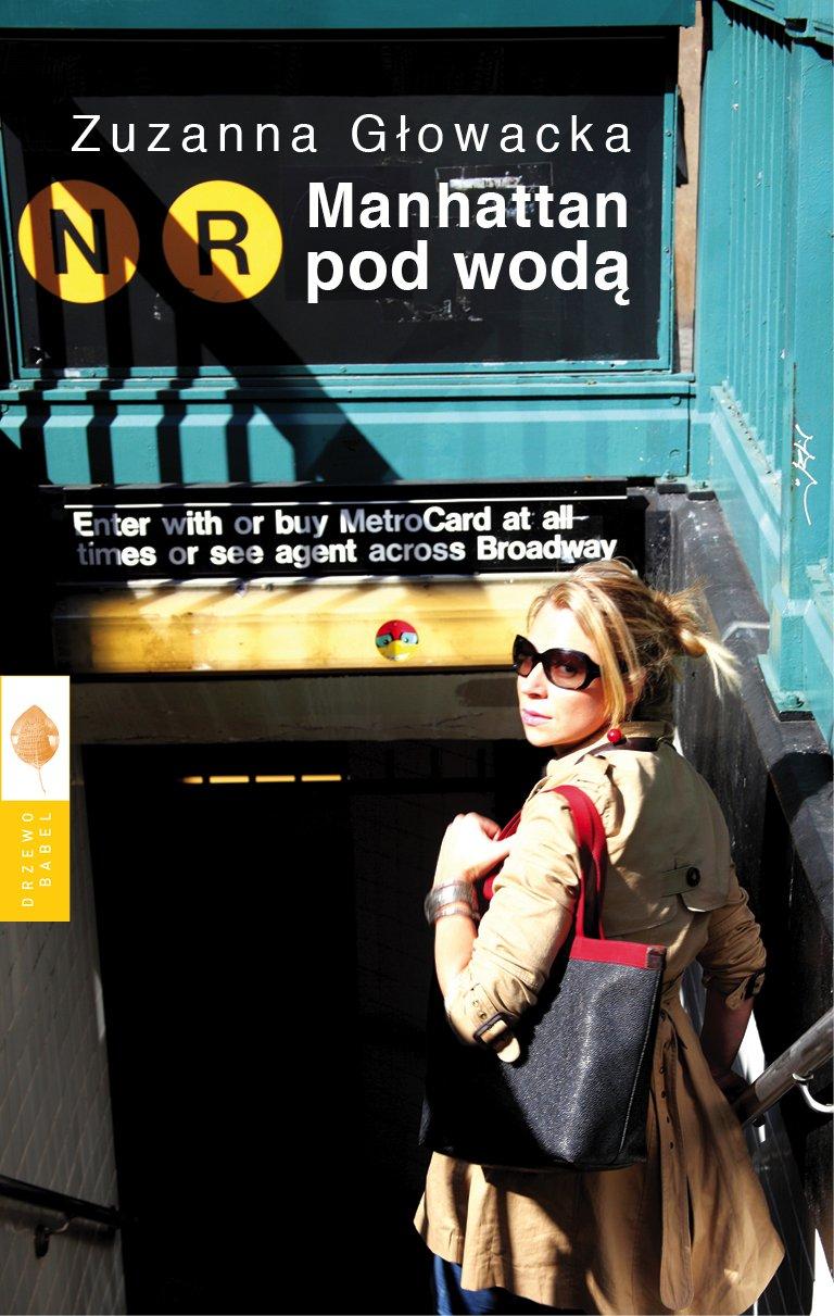 Manhattan pod wodą - Ebook (Książka EPUB) do pobrania w formacie EPUB