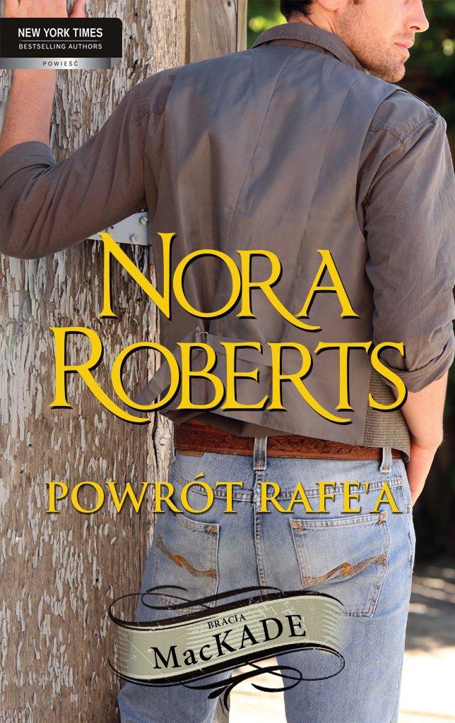 Powrót Rafe`a - Ebook (Książka na Kindle) do pobrania w formacie MOBI