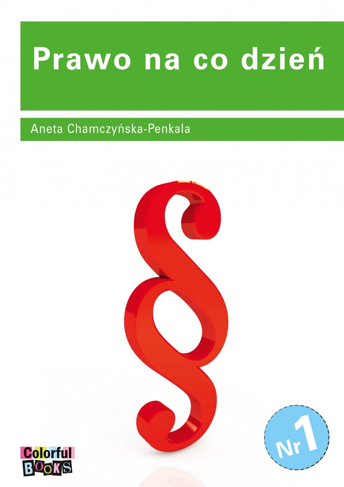 Prawo na co dzień - Ebook (Książka PDF) do pobrania w formacie PDF