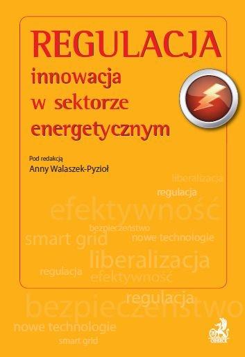 Regulacja – innowacja w sektorze energetycznym - Ebook (Książka PDF) do pobrania w formacie PDF
