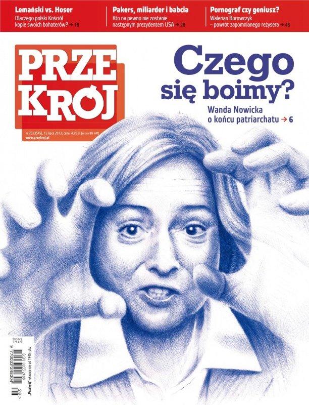 """""""Przekrój"""" nr 28/2013 - Ebook (Książka PDF) do pobrania w formacie PDF"""