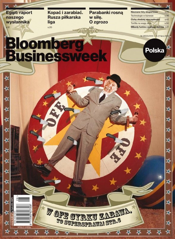"""""""Bloomberg Businessweek"""" wydanie nr 28/13 - Ebook (Książka PDF) do pobrania w formacie PDF"""