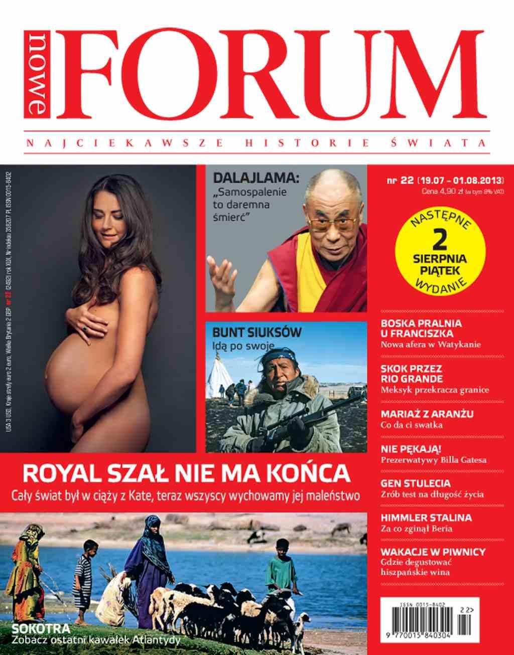 Forum nr 22/2013 - Ebook (Książka PDF) do pobrania w formacie PDF