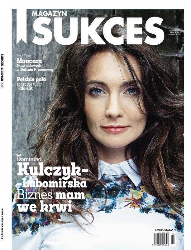 """Sukces"" nr 8/2013 - Ebook (Książka PDF) do pobrania w formacie PDF"