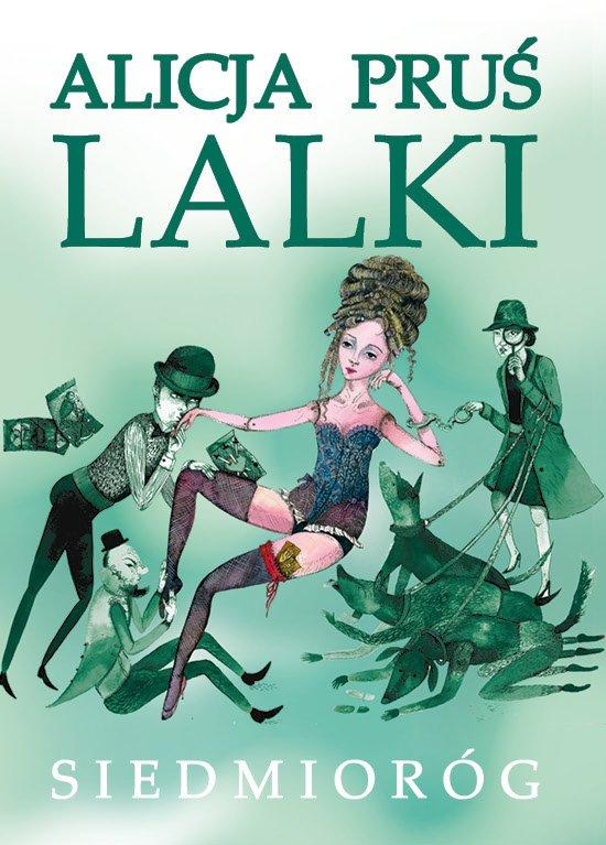 Lalki - Ebook (Książka EPUB) do pobrania w formacie EPUB