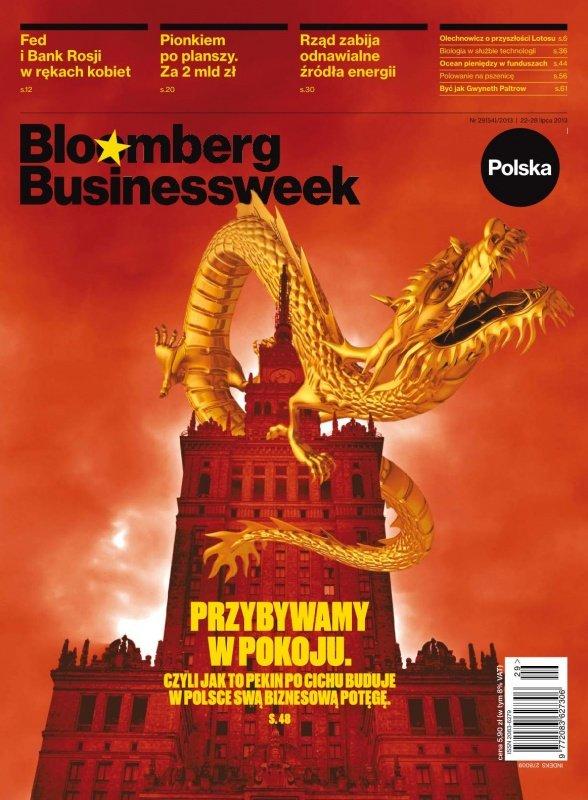 """""""Bloomberg Businessweek"""" wydanie nr 29/13 - Ebook (Książka PDF) do pobrania w formacie PDF"""
